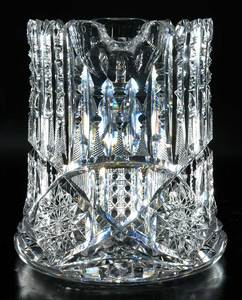 Cut Glass Libbey Ellsmere Pitcher