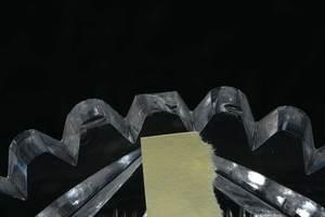 Three Cut Glass Bowls