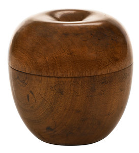 Georgian Apple- Form Tea Caddy