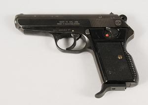 CZ-70 Pistol