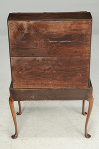 An American Queen Anne Child's Size Desk on Frame