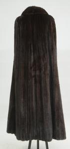 Long Mink Cape