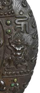 Copper Mahakala Buddha