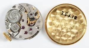 18kt. Ebel Watch Ring