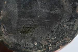Three George Ohr Burnt Babies