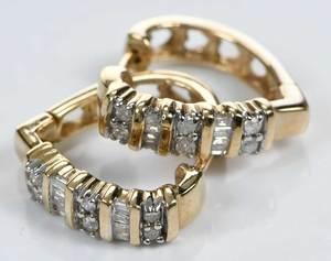 Six Pieces Gold Jewelry
