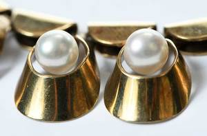 14kt. Pearl Necklace
