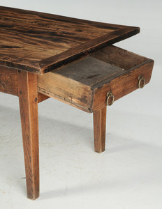 French Provincial Farm Table
