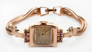 14kt. Gold Driva Watch