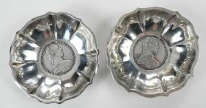 Three Pieces Russian/Continental Silver Items