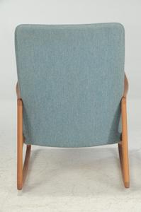 Ole Wanscher Teak Rocking Chair