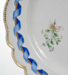 Three Pieces of Russian Porcelain