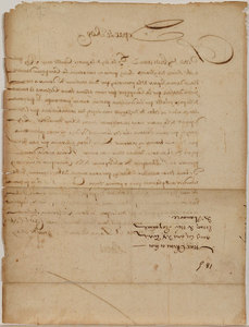 A Louis XIV Royal Document