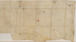 A Francis I, King of France, Document