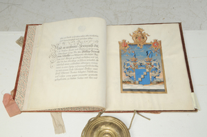 Francis II Austro-Hungarian Patent of Nobility