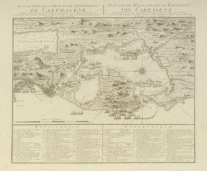 Captain William Laws - Forteresses de Carthagene