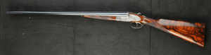 Fine and Rare Flli. Bertuzzi Gullwing Shotgun