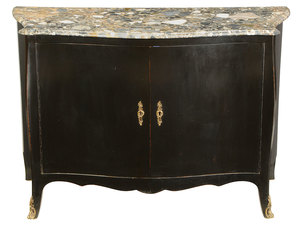 French Art Deco Style Gentleman's Commode