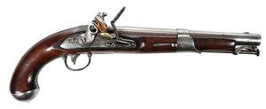 American Flintlock Pistol