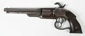 1860 Savage North Figure 8