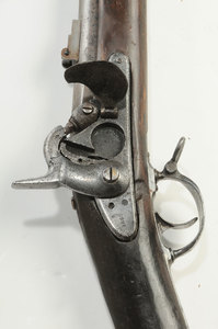 1860 Harper's Ferry Percussion Musket