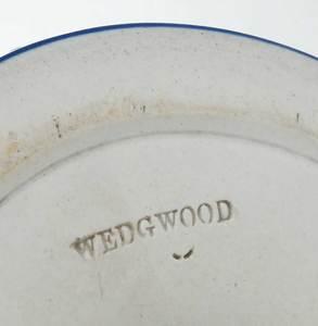 Pair Wedgwood Jasperware Patille Burners