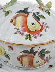Seven Pieces Herend Porcelain