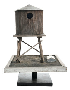 Randy Sewell Bird House