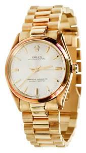 Rolex 14kt. Watch