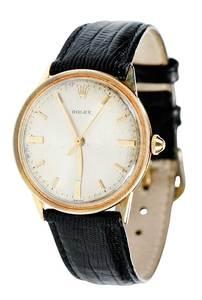 Vintage Rolex 14kt. Watch