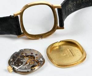 Rolex 18kt. Watch