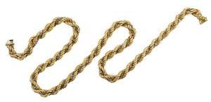 18kt. Necklace