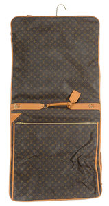 Louis Vuitton Canvas Bisten Garment Bag