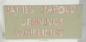 Three James Harold Jennings Works