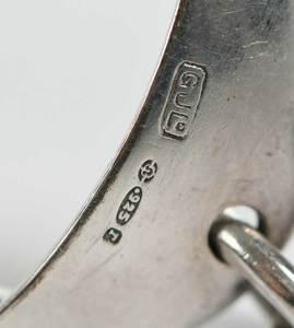 Georg Jensen Sterling Bracelet