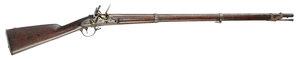 1841 Springfield Flintlock Musket