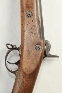 Wm. Mason Percussion Musket Civil War Era