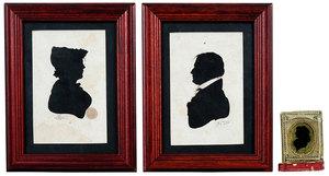 Two Boston Silhouettes, One Travel Portrait