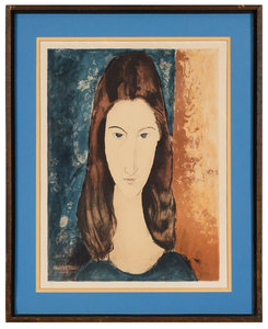 After Amadeo Modigliani
