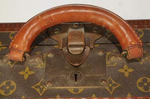 Louis Vuitton Monogram Canvas Bisten Suitcase
