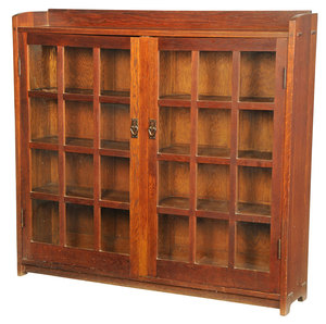 Gustav Stickley Arts and Crafts Bookcase
