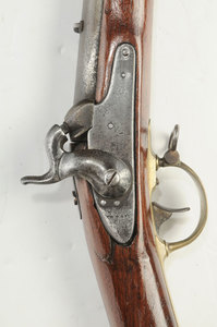 Robbins and Lawrence Percussion Musket 1850