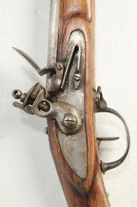 Unmarked Belgian Flintlock Musket