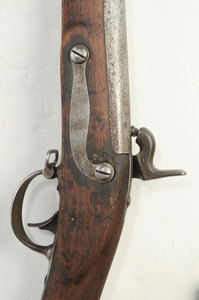 E. Whitney Flintlock Conversion to Cap and Ball Musket