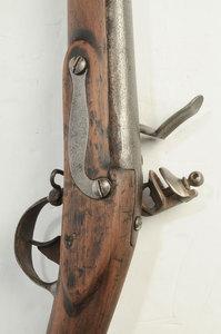 1827 Harpers Ferry Flintlock Musket