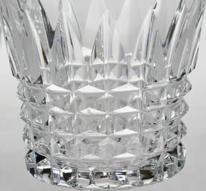 Set 18 Val St. Lambert Esneux Cut Glassware