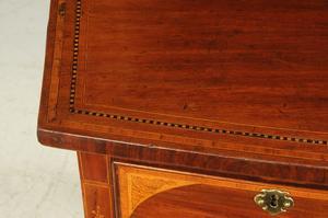 George III Tambour Door Sideboard