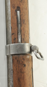 1862 US Springfield Percussion Musket