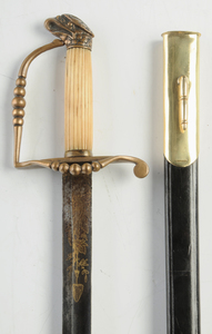 United States Officer's Eagle Head Sword