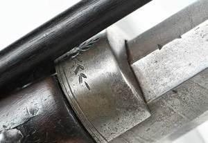 Georgian Reddell Flintlock Pistol